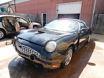2002 Ford Thunderbird for sale 100291172
